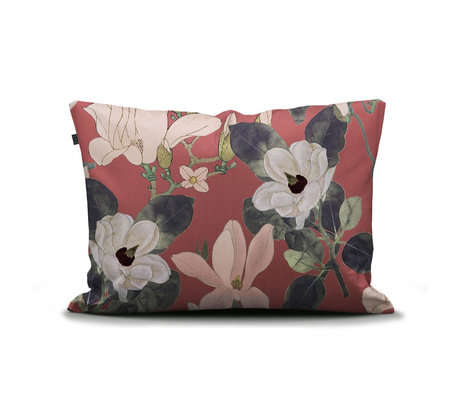 ESSENZA Pillowcase Luna Dusty Marsala pink multicolour multicolour textile 60x70cm