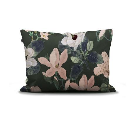 ESSENZA Pillowcase Luna green multicolour multicolour textile 60x70cm