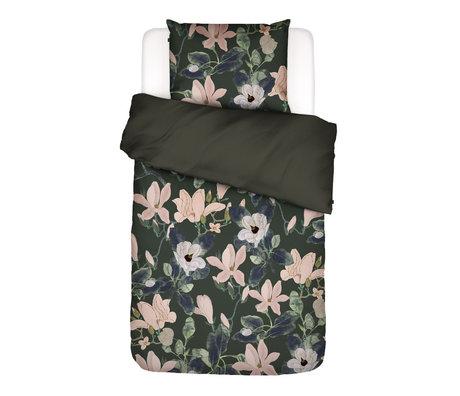 ESSENZA Bettbezug Luna grün bunt Textil 140x220cm - inkl. Kissenbezug 60x70cm