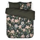 ESSENZA Housse de couette Luna vert multicolore textile 200x220cm - Taie d'oreiller incluse 2x 60x70cm