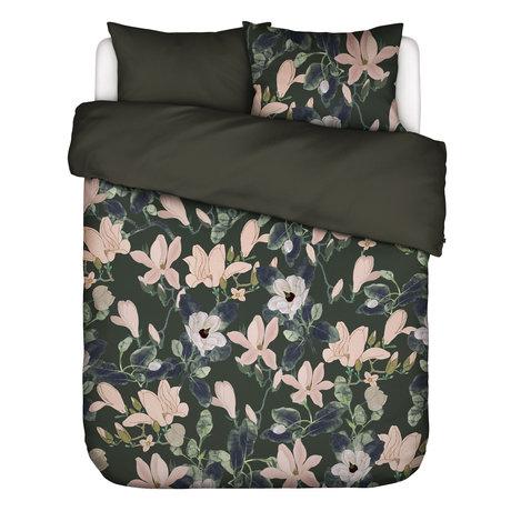 ESSENZA Duvet cover Luna green multicolour textile 240x220cm - incl. Pillowcase 2x 60x70cm