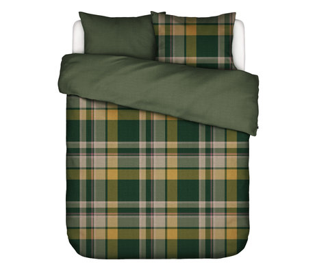ESSENZA Bettbezug Marillyn grün bunt Textil 200x220cm - inkl. Kissenbezug 2x 60x70cm
