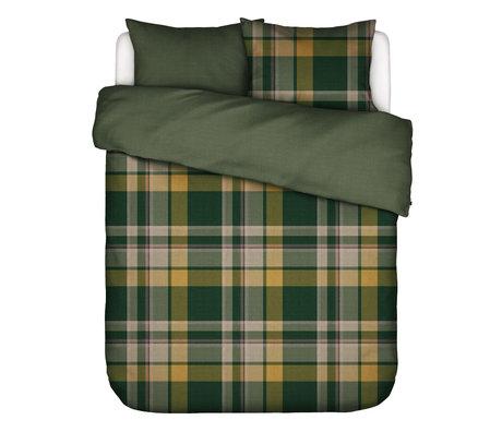 ESSENZA Duvet cover Marillyn green multicolour textile 240x220cm - incl. Pillowcase 2x 60x70cm