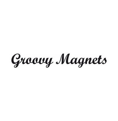 Boutique Groovy Magnets