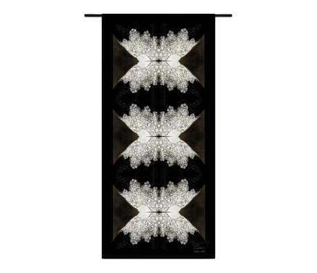 Urban Cotton Tapisserie Amsterdam Andreas Bio-Baumwolle 130x60x0,6 cm