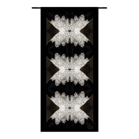 Urban Cotton Wandkleed Amsterdam Andreas organisch katoen 130x60x0,6cm