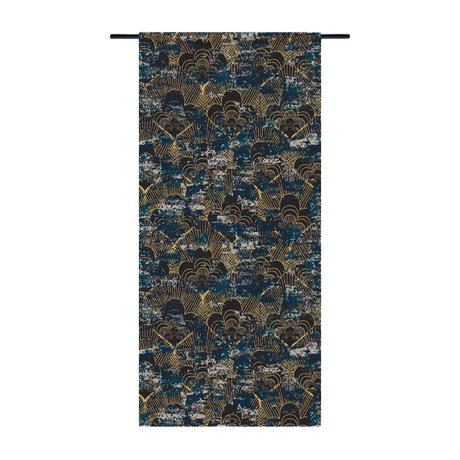 Urban Cotton Wandkleed East organisch katoen 130x60x0,4cm