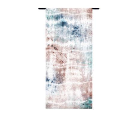 Urban Cotton Wandbehang Ebb Bio-Baumwolle 130x60x0,4 cm