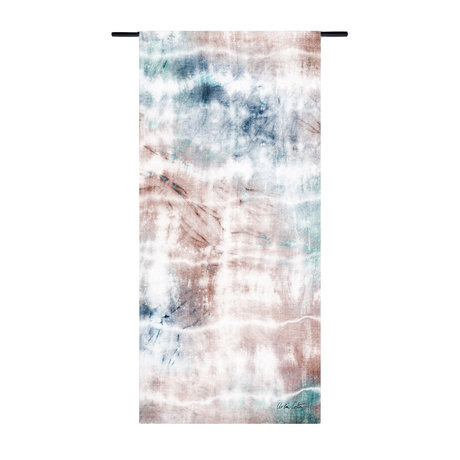 Urban Cotton Tenture murale Ebb coton bio 130x60x0.4 cm