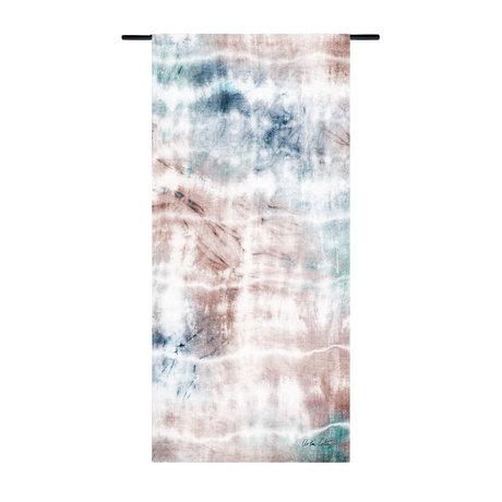 Urban Cotton Wandkleed Ebb organisch katoen 130x60x0,4cm