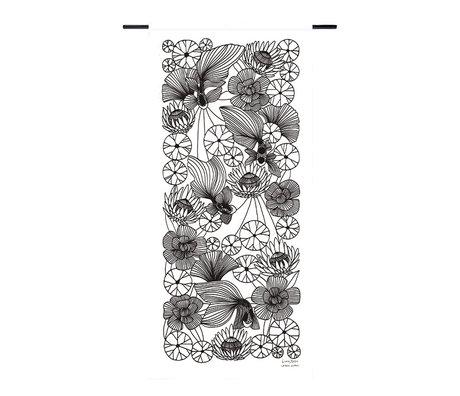 Urban Cotton Wandkleed Harmony organisch katoen 130x60x0,3cm