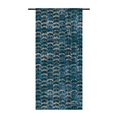 Urban Cotton Tapisserie Nord Bio-Baumwolle 130x60x0,4 cm