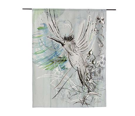 Urban Cotton Wandverkleidung Free Flight Bio-Baumwolle in 3 Größen erhältlich