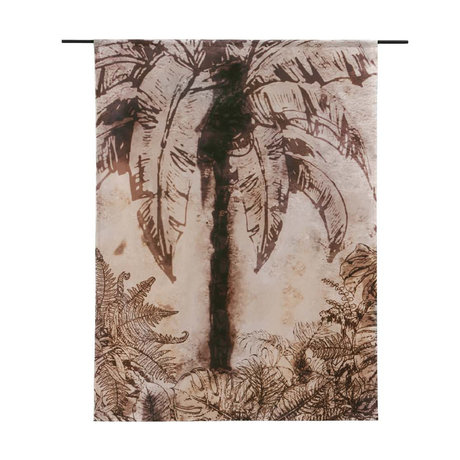 Urban Cotton Tapestry Urban Jungle organic cotton available in 3 sizes