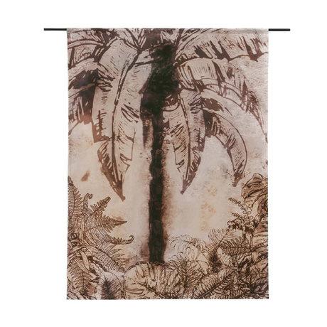 Urban Cotton Tapisserie Urban Jungle Bio-Baumwolle in 3 Größen erhältlich