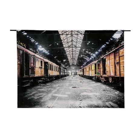 Urban Cotton Revêtement mural Depot en coton bio disponible en 3 tailles