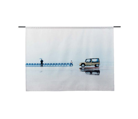 Urban Cotton Cannes organic cotton tapestry available in 3 sizes