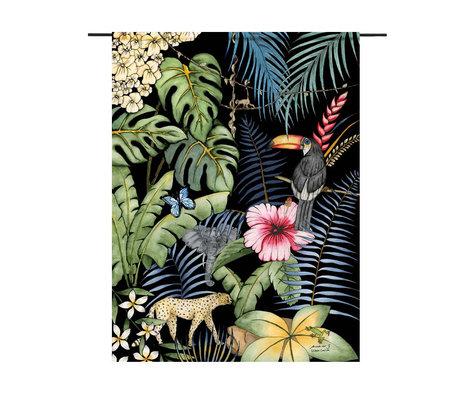 Urban Cotton Roar Bio-Baumwollteppich in 3 Größen erhältlich