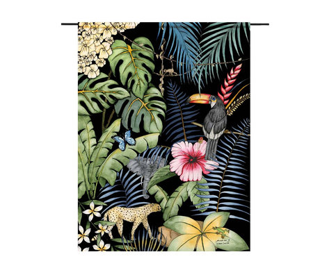 Urban Cotton Roar organic cotton tapestry available in 3 sizes