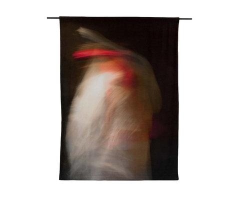 Urban Cotton Wandbehang Fülle Limited Edition Bio-Baumwolle 177x130x0,6 cm