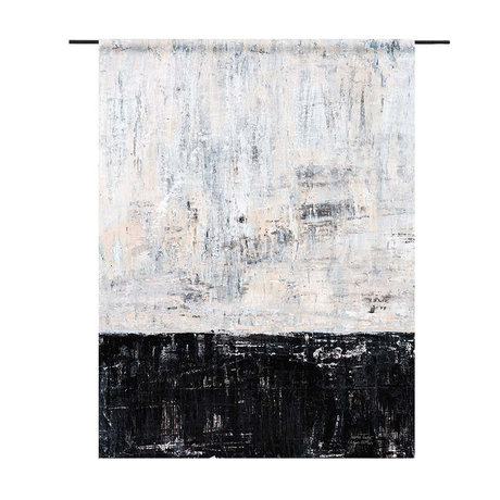 Urban Cotton Duality organic cotton tapestry available in 3 sizes
