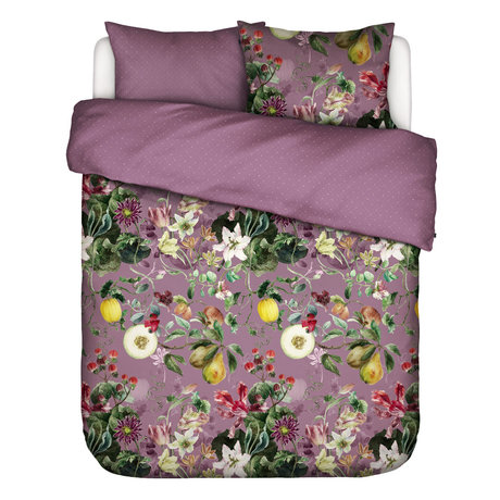 ESSENZA Duvet cover Mary lilac multicolour textile 200x220cm - incl. 2x pillowcase 60x70cm