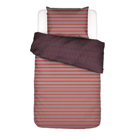 ESSENZA Duvet cover Meg dusty pink multicolour textile 140x220cm - incl. Pillowcase 60x70cm