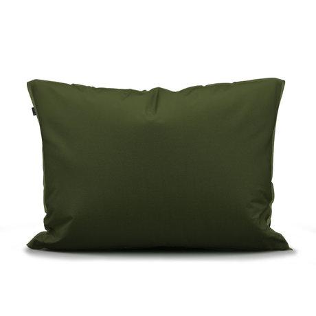 ESSENZA Kussensloop Minte mosgroen textiel 60x70cm