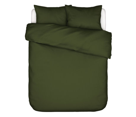 ESSENZA Duvet cover Minte moss green textile 240x220cm - incl. 2x pillowcase 60x70cm