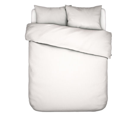 ESSENZA Bettbezug Minte weiß Textil 200x220cm - inkl. 2x Kissenbezug 60x70cm