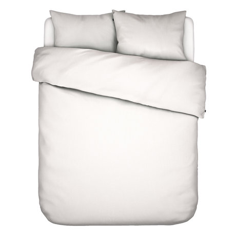 ESSENZA Duvet cover Minte white textile 200x220cm - incl. 2x pillowcase 60x70cm