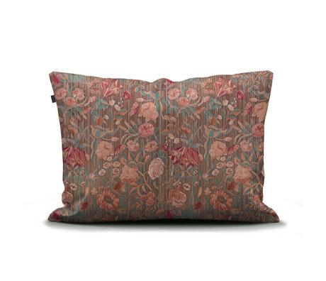ESSENZA Odite Terracotta Multicolor Textil Kissenbezug 60x70cm