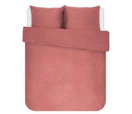 ESSENZA Duvet cover Minte dusty pink textile 200x220cm - incl. 2x pillowcase 60x70cm