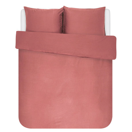 ESSENZA Duvet cover Minte dusty pink textile 260x220cm - incl. 2x pillowcase 60x70cm