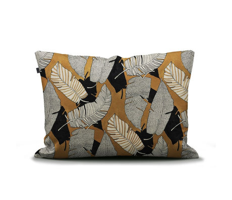 ESSENZA Kussensloop Serena okergeel multicolour textiel 60x70cm