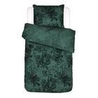 ESSENZA Housse de couette Vivienne vert textile 140x220cm - Taie d'oreiller incluse 60x70cm