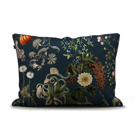 ESSENZA Pillowcase Xess dark blue multicolour textile 60x70cm