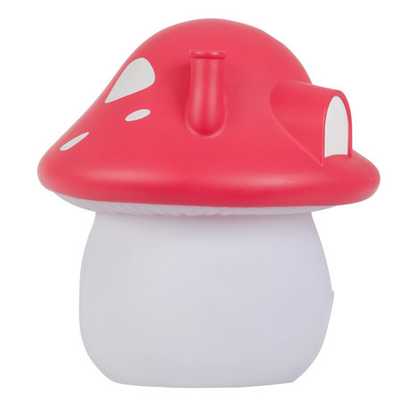 A Little Lovely Company Night light Mushroom House Forest red 17.5x 19x17.5cm