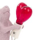 Seletti bulb reserve led heart for lamp mouse Heart