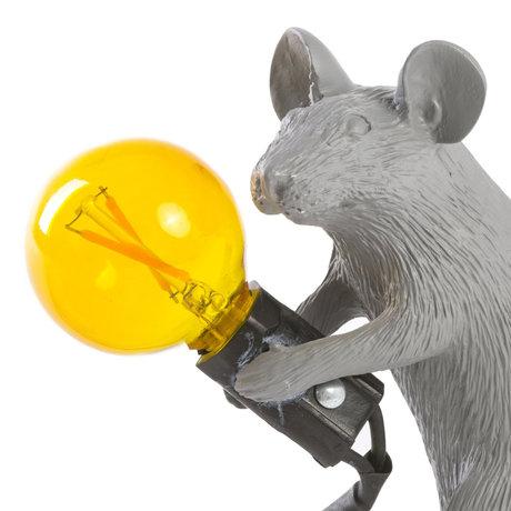 Seletti Ersatzlampe LED gelb für Lampenmaus