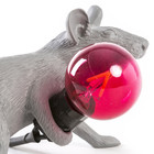 Seletti bulb spare led red for lamp mouse