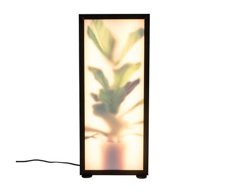 Zuiver Vloerlamp Grow L Fiddle Leaf Fig 26x8x61cm