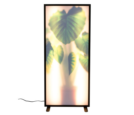 Zuiver Vloerlamp Grow XXL Elephant Ear plant 54x8x112cm
