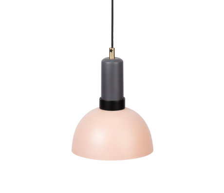 Zuiver Hanging lamp Charlie multicolour metal 20.5x165cm