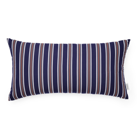 Normann Copenhagen Cushion Eclat Midnight Blue Multi 60x33cm