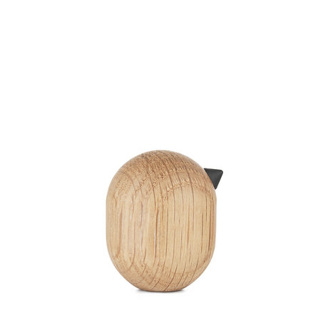 Normann Copenhagen Little Bird 4,5 cm Eiche Eiche