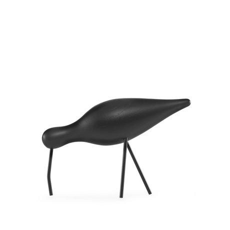 Normann Copenhagen Shorebird Large noir 22x6.5x14cm