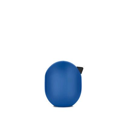 Normann Copenhagen Kleiner Vogel 4,5 cm Tinte blau