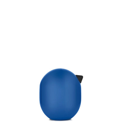 Normann Copenhagen Little Bird 4,5 cm ink blauw