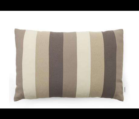 Normann Copenhagen Cushion Linde sand 60x40cm